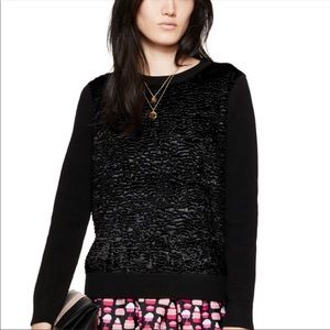 Black Kate Spade Sweater